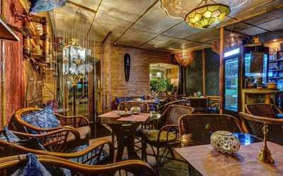 Банкетный зал кафе Чайный дом на Думской улице фото 1