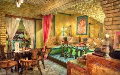 Банкетный зал кафе Чайный дом на Думской улице фото 3