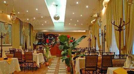Меню ресторана Бальзак на улице Маяковского