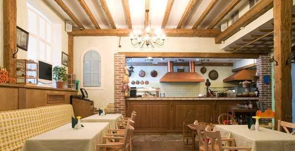 Меню ресторана Виа Дарженто (Via D`argento) на Серебристом бульваре