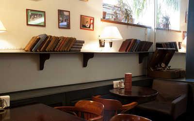 Банкетный зал ресторана Суарэ (Soiree) на улице Жуковского фото 3