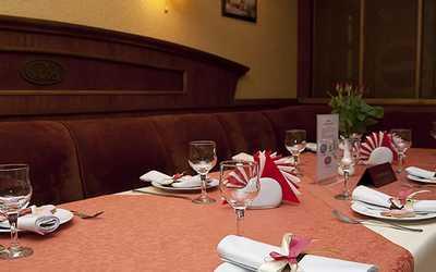 Банкетный зал ресторана Босфор на проспекте Маршала Жукова фото 2