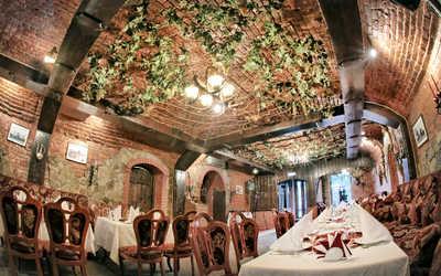 Банкетный зал ресторана Киш-миш на улице Некрасова