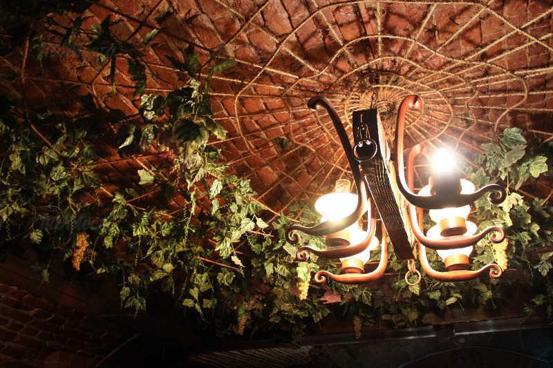 Меню ресторана Киш-миш на улице Некрасова