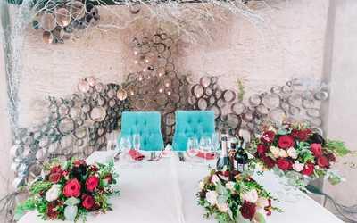 Банкетный зал ресторана Макрель на Приморском шоссе фото 3