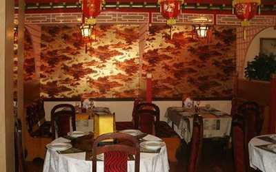 Банкетный зал ресторана Мандарин на Купчинской улице
