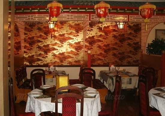 Меню ресторана Мандарин на Купчинской улице