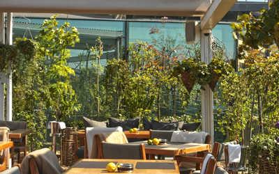 Банкетный зал ресторана Мансарда на Почтамтской улице фото 2