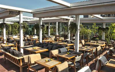 Банкетный зал ресторана Мансарда на Почтамтской улице фото 1
