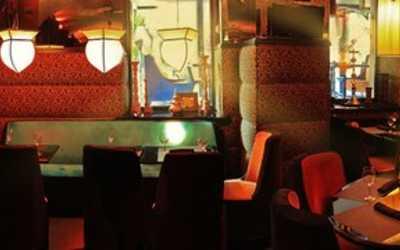 Банкетный зал ресторана Мопс на улице Рубинштейна