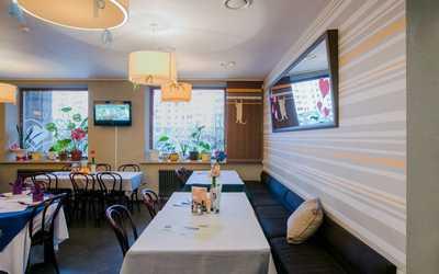 Банкетный зал ресторана Квартира 147 на проспекте Авиаконструкторов фото 1