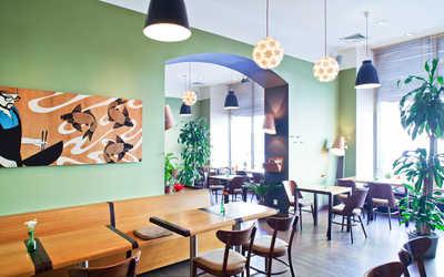 Банкетный зал ресторана Кинг Понг на Большой Морской улице фото 2