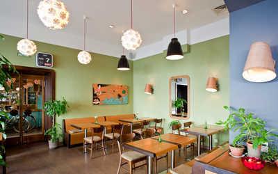 Банкетный зал ресторана Кинг Понг на Большой Морской улице