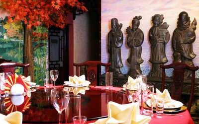 Банкетный зал ресторана Китайский двор на площади Труда