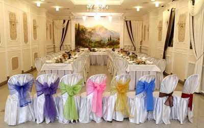 Банкетный зал ресторана Островок счастья на Якорной улице