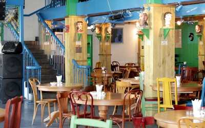 Банкетный зал ресторана Петрович на улице Марата