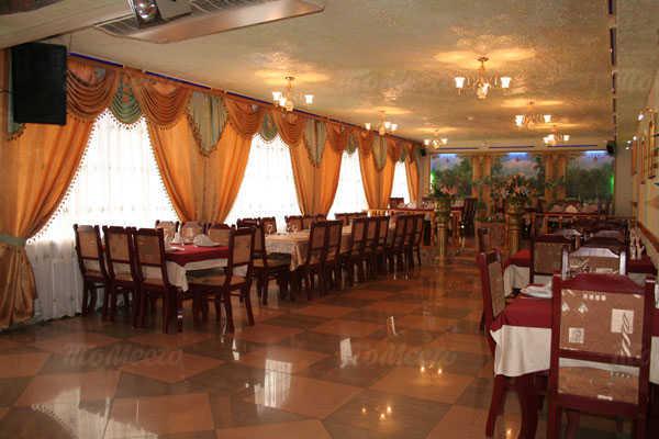 Меню ночного клуба, ресторана Арзу (Arzu) на Бухарестской улице