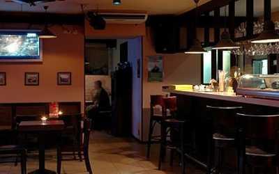 Банкетный зал бара, ночного клуба, ресторана Верста на Лиговском проспекте