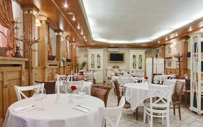 Банкетный зал ресторана Питер на улице Маяковского