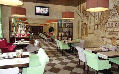Банкетный зал ресторана Almond (бывш. Полюстрово) на проспекте Металлистов фото 2