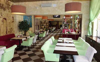 Банкетный зал ресторана Almond (бывш. Полюстрово) на проспекте Металлистов фото 3
