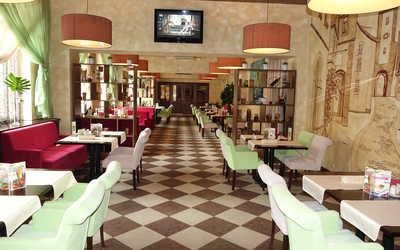 Банкетный зал ресторана Almond (бывш. Полюстрово) на проспекте Металлистов фото 1