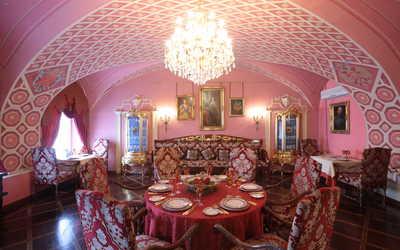 Банкетный зал ресторана Русский Ампир на Невском проспекте