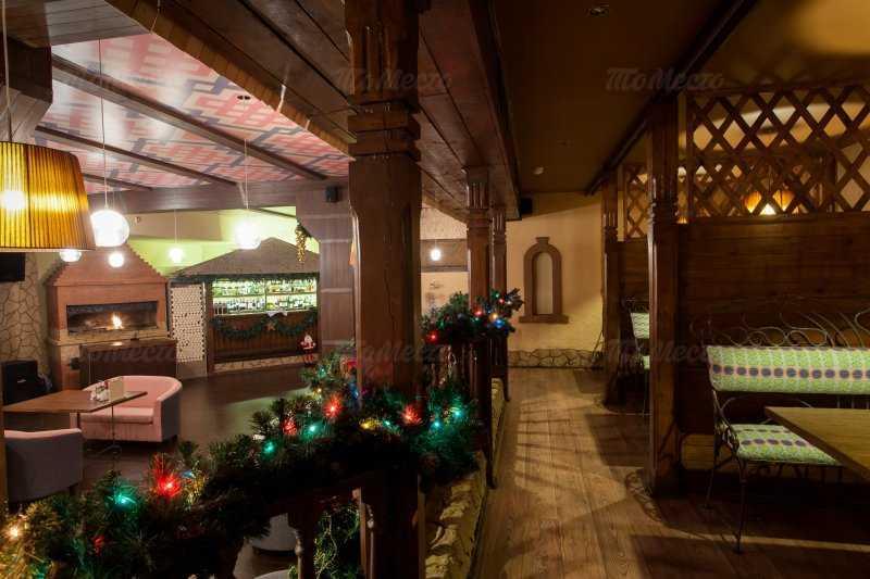 Меню ресторана Сабантуй на Торжковской улице