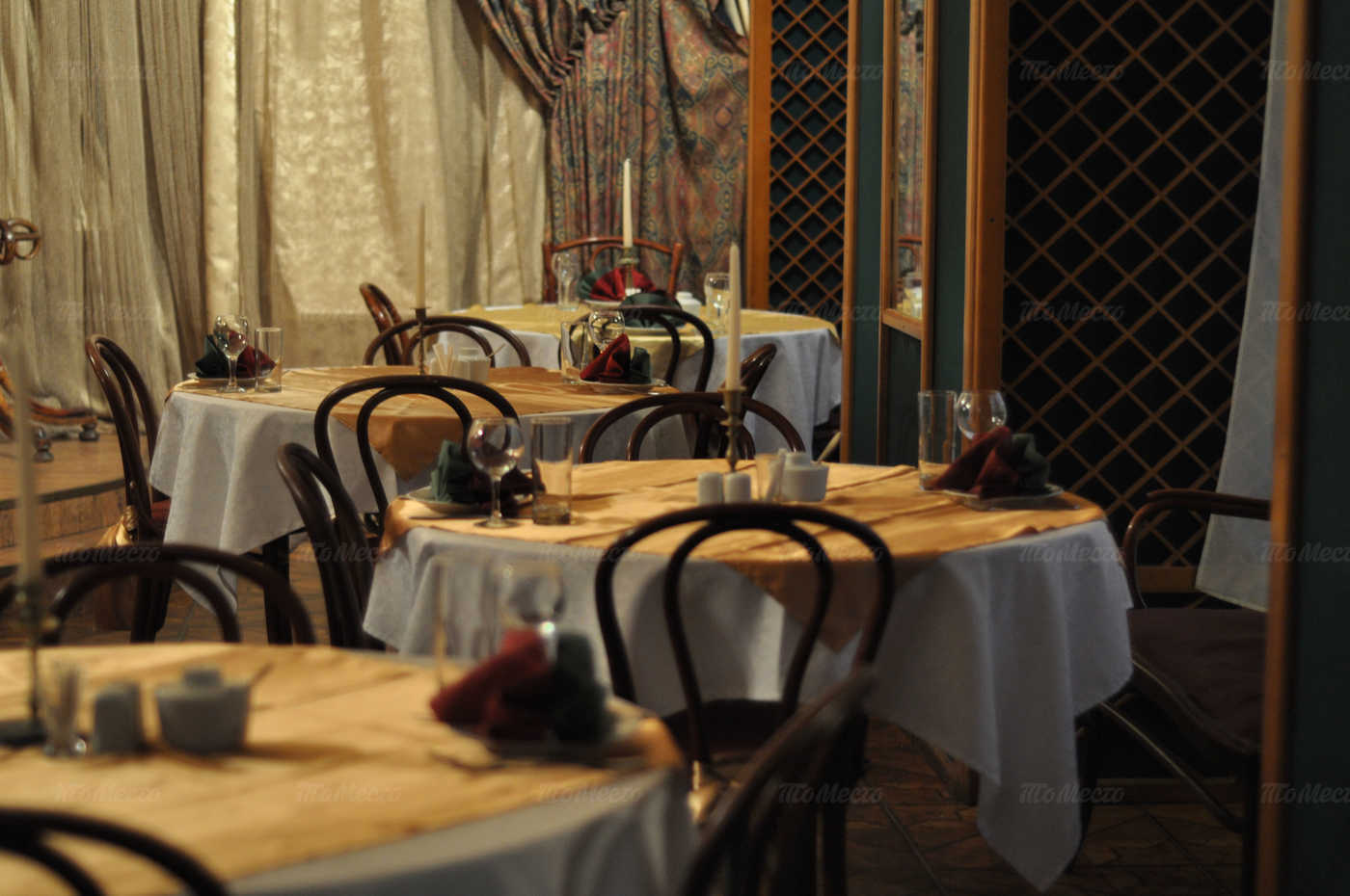 Меню ресторана Старая деревня на улице Савушкина