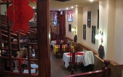 Банкетный зал ресторана Конфуций на площади Конституции