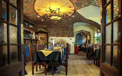 Банкетный зал ресторана Тандур (Tandoor) на Адмиралтейском проспекте фото 1