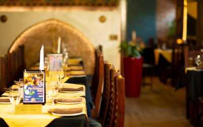Банкетный зал ресторана Тандур (Tandoor) на Адмиралтейском проспекте фото 3