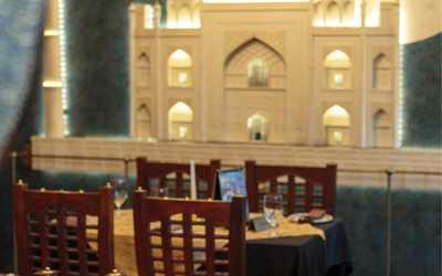 Банкетный зал ресторана Тандур (Tandoor) на Адмиралтейском проспекте фото 2