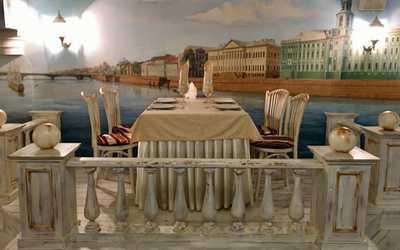 Банкетный зал ресторана У Горчакова на Большой Монетной улице
