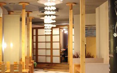 Банкетный зал ресторана Фуджияма на Финляндском проспекте