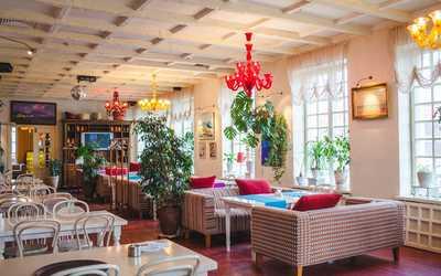 Банкетный зал ресторана Ялта в Павильоне Урицкого фото 2