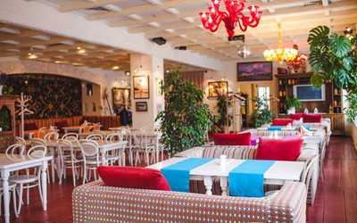 Банкетный зал ресторана Ялта в Павильоне Урицкого фото 1