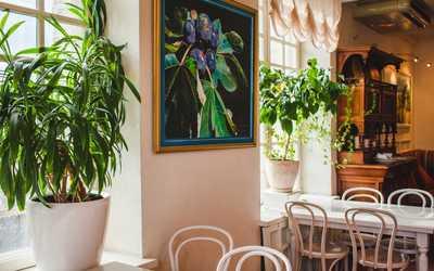 Банкетный зал ресторана Ялта в Павильоне Урицкого фото 3