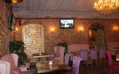 Банкетный зал ресторана Basil на улице Ломоносова фото 3