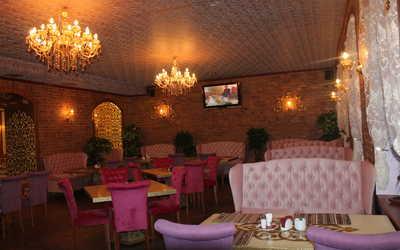 Банкетный зал ресторана Basil на улице Ломоносова фото 2