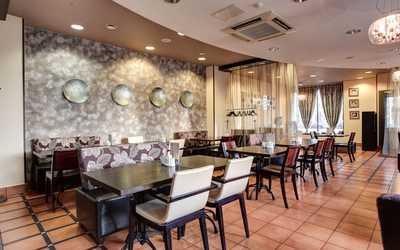 Банкетный зал ресторана СольФаСоль на проспекте Большевиков