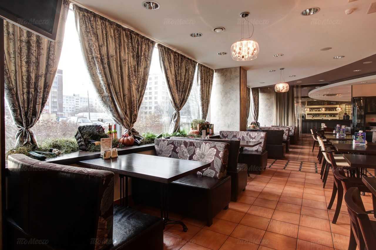 Меню ресторана СольФаСоль на проспекте Большевиков