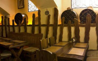 Банкетный зал кафе, ресторана Духан на Невском проспекте