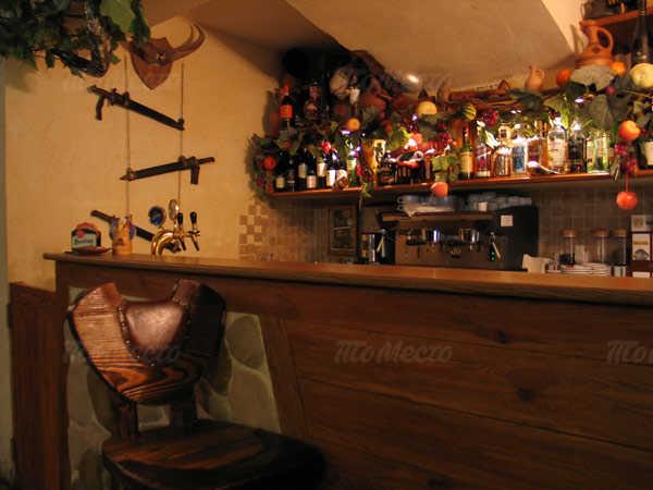 Меню кафе, ресторана Духан на Невском проспекте