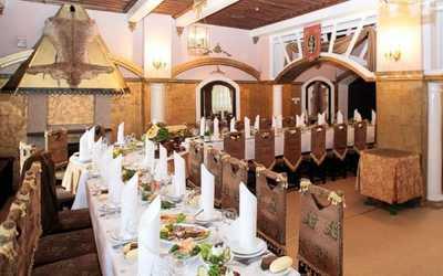 Банкетный зал ресторана Усадьба на Северном проспекте