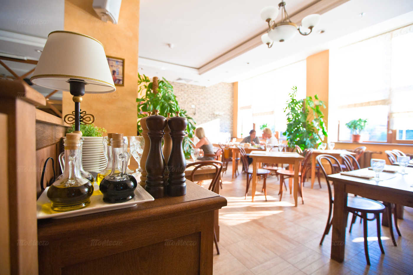 Меню ресторана Фан Флан (Fanflan) на Коломяжском проспекте
