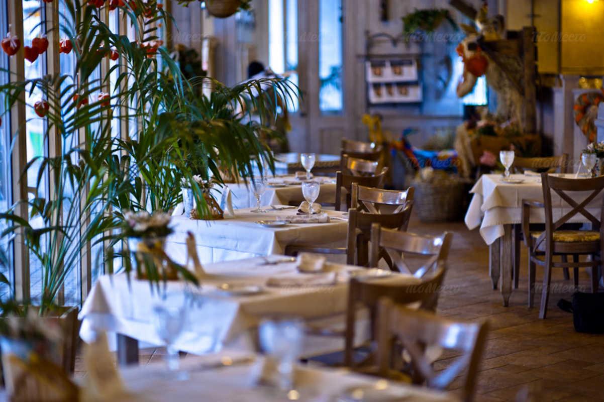 Меню ресторана Ферма (Ferma) на Финляндском проспекте