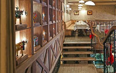 Банкетный зал ресторана Ферма (Ferma) на Финляндском проспекте