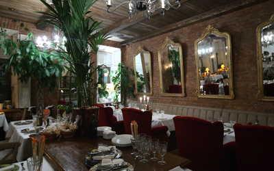 Банкетный зал ресторана Франческо (Francesco) на Суворовском проспекте