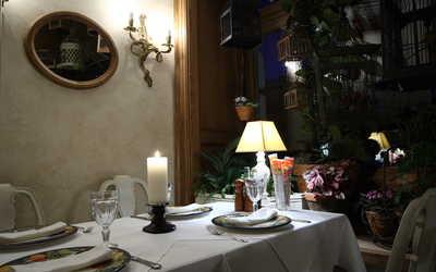 Банкетный зал ресторана Франческо (Francesco) на Суворовском проспекте фото 3